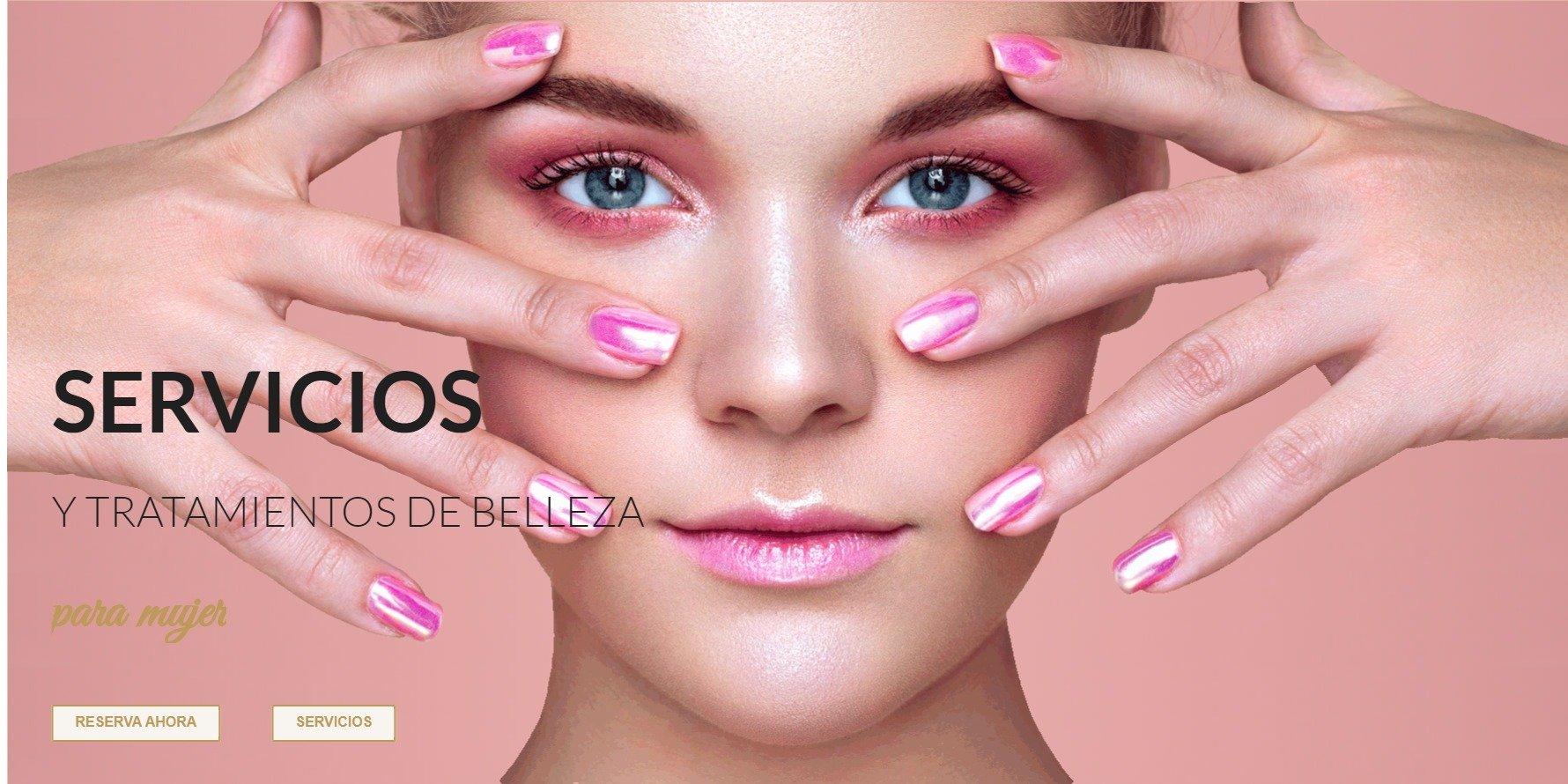 Servicios y tratamientos de Belleza Peluquería y barbería caballeros en Salón de Belleza Salones Mondame Tenerife Siam Mall